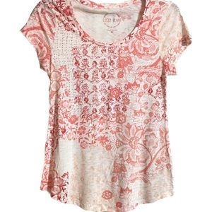 Like New! Lucky Brand Size XS Tee Shirt Top